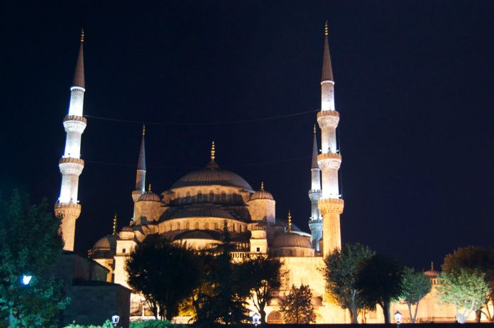 Blue_Mosque_Night