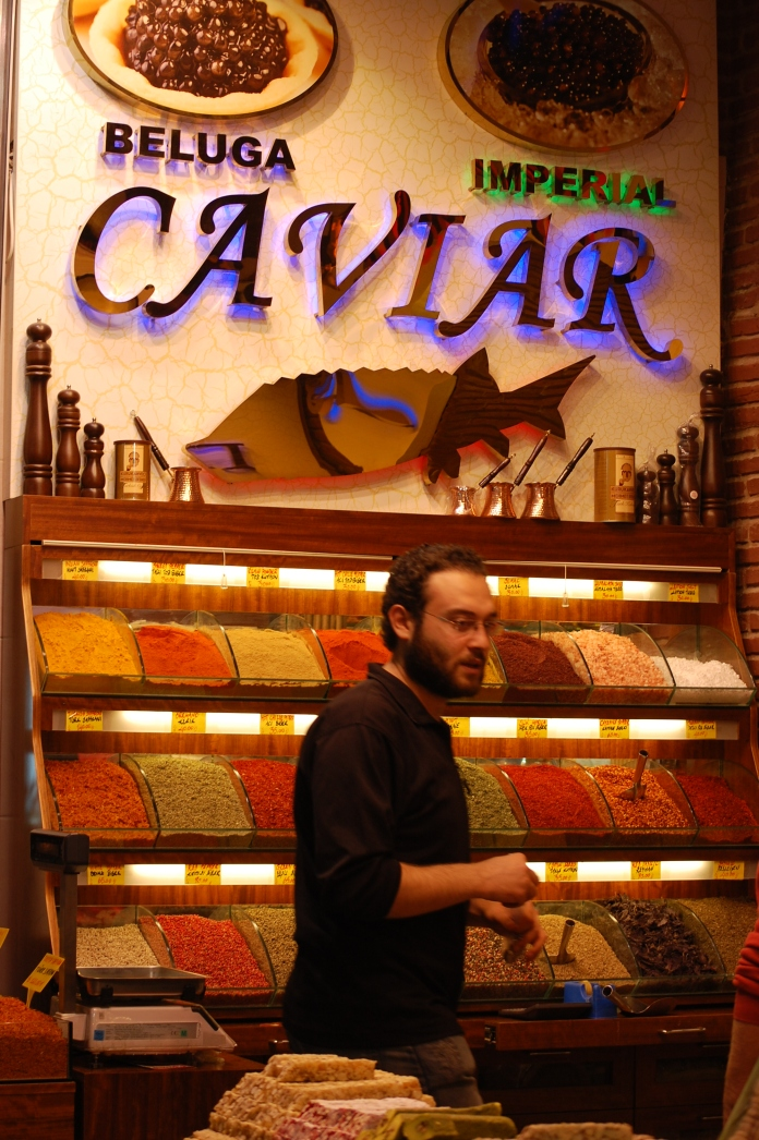 Caviar?